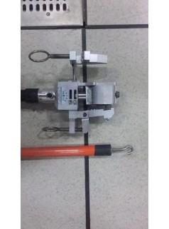 带电作业J型线夹安装杆 操作杆 10KV线路专用安装杆