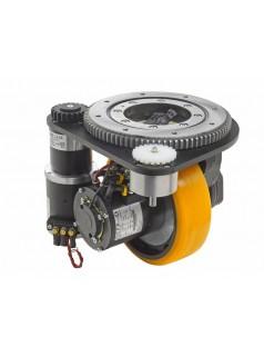 工厂搬运工具车改造AGV,行走驱动轮,AGV工具车驱动器