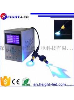 UVLED点光源固化机 UV胶水固化 深圳UV光源厂家