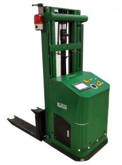 仓库物料装卸 叉车AGV搬运机器人 智能仓储 立体仓库