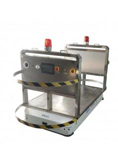 工业专用自动AGV物流车 大型双向背驮式AGV