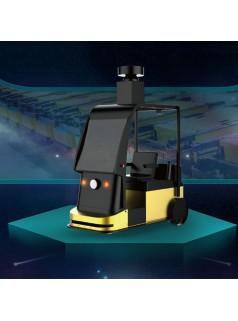 AGV叉车,AGV智能叉车,视觉导航无人牵引车