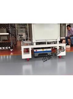 物流运输牵引式AGV小车 自动化AGV机器人
