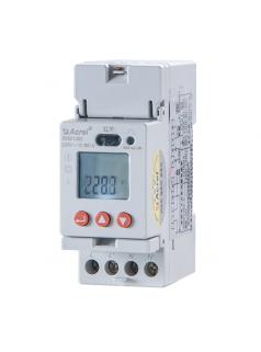 安科瑞DDSD1352单相导轨式有功电能计量 可带485通讯