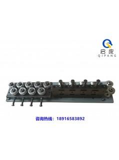 江苏铜棒钢管18轮调直器 矫正