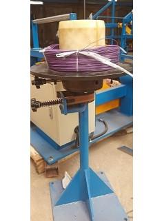 放料架 电线金属丝卷料放线架 带刹车放卷机