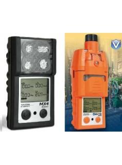 煤安认证英思科MX4四合一气体泄漏报警仪