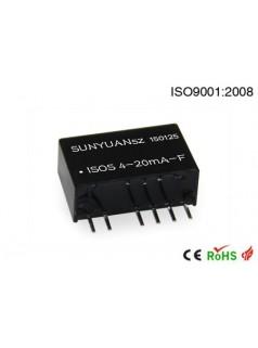 微型低成本 4-20mA 电流环路隔离配电器