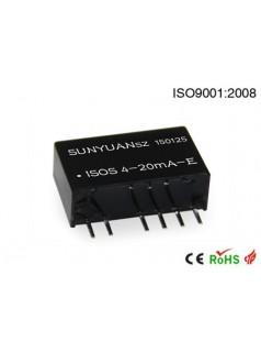 微型低成本 4-20mA 电流环路隔离调理器