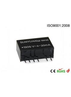 微型低成本两线无源两线制变送器