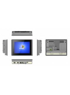 亿道信息 工控平板 EM-HPC8J 8寸重型工控主机 为苛刻而生