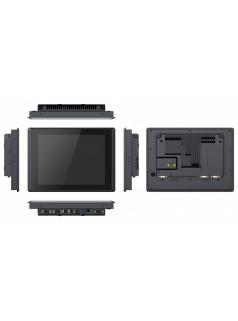 亿道信息 10寸重型工控主机 EM-HPC10J 电阻触摸屏 工控一体机 工控电脑一体机