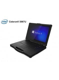 亿道信息 EM-X14 三防电脑 工业笔记本 高清高亮屏 高防护等级