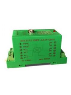 模拟信号光纤传输全隔离光端机