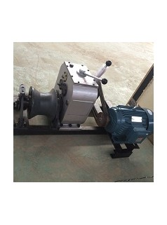 霸州惠利电动绞磨机20-50kN四级承装资质