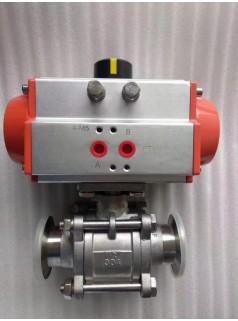 驱动方式: 气动,手动,电动GUQ型气动高真空球阀