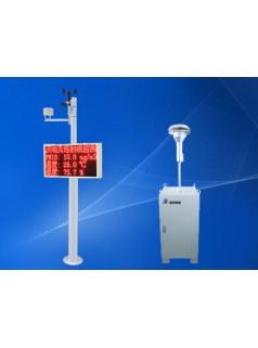 贝塔射线法扬尘在线监测仪的应用案例