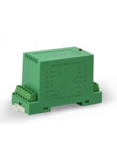 两线制有源信号接有源负载ISO 4-20mA-E