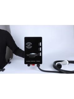 7KW家用智能充电桩交流充电桩刷卡识别充电桩