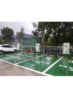 高速站智能充电桩120KW直流充电桩小区充电桩运营充电桩扫码刷卡充电桩
