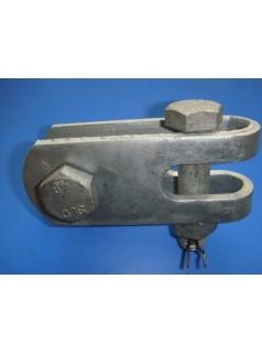 厂家直销接触网配件四脚直角挂板Z-10DT/T758-2009