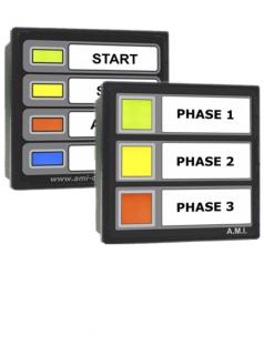 法国A.M.I显示面板PAN35,PAN45
