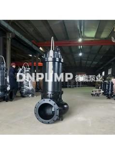 供应天津德能泵业实用型悬浮式潜水排污泵