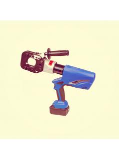 高性能旋转式绞线切割刀双段式液压切刀 EC-55充电式液压切断器