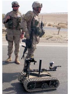排爆机器人-无刷电机     ALLIED MOTION