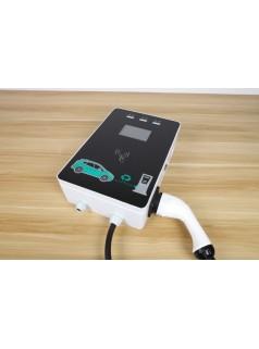 运营款7KW交流桩刷卡扫码支付充电桩小区智能充电桩