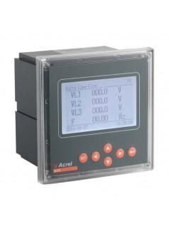 安科瑞ACR330ELH多功能谐波测量网络电力仪表 全中文显示菜单