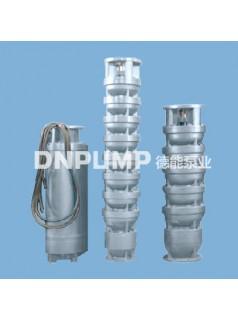 供应天津德能泵业QJH型不锈钢深井潜水泵