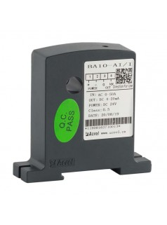 安科瑞BA05-AI/I交流电流传感器  工业自动化领域