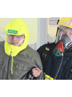 MSA梅思安Rescue Hood 救援头罩空呼配件