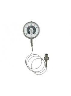 KOBOLD电接点隔膜压力表,管道不锈钢隔膜压力表