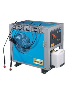 梅思安250H气瓶充气设备两个充气接头