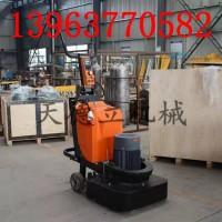 12头混凝土研磨机 7.5KW变频抛光机 固化剂地坪研磨机