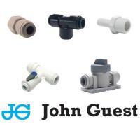 英国JG接头 JOHN GUEST食品级塑料快插式阀门塑料管