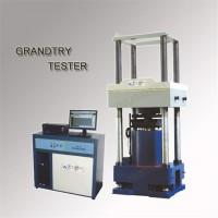 广州厂家供应微机控制电液伺服压力试验机