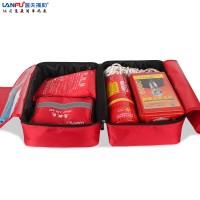 应急救援装备包LF-12101应急包社区应急培训演练应急包
