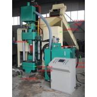 供应性能优越各种型号钢屑|铁屑压块机A鑫源厂家现货提供