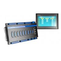 ADTECH高性能3-6轴植毛机控制器(7寸或10寸屏)