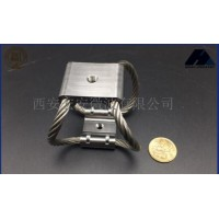 西安宏安电气仪器防震-GR6-36D-A专业钢丝绳隔振器