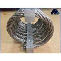 西安宏安减振设备防震动-JGX-2228D-1250B隔振器