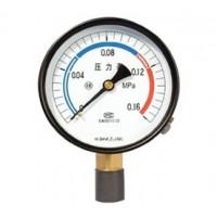 Y-100弹簧管压力表