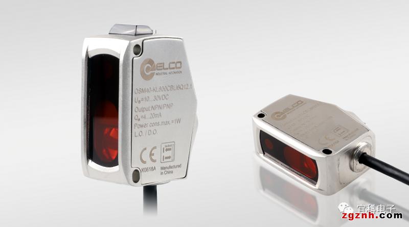 """宜科""""拍了拍""""你,这个光电传感器以0.1mm分辨率,实现多领域检测"""
