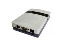 UHF超高频RFID读写器USB桌面写卡器远距离读卡器