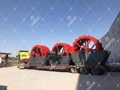 新乡中基矿山 洗砂机一台直销 欢迎来电