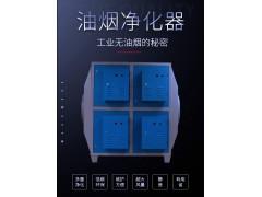 定制低温等离子商用静电式油烟净化器