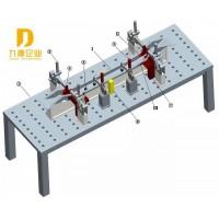 常州工业机器人焊接工装夹具检具设计
